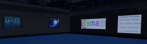Cosma 3D